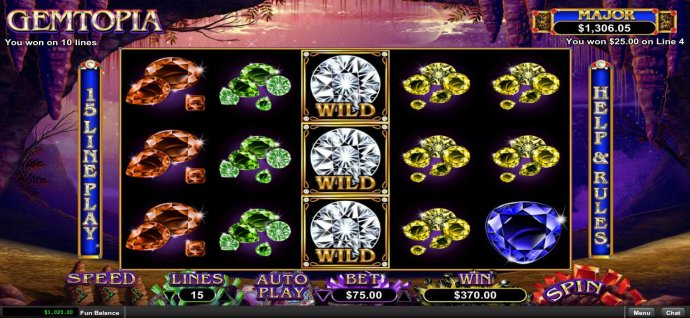 Re-spin feature triggers multiple winning paylines - No Deposit Casino Guide