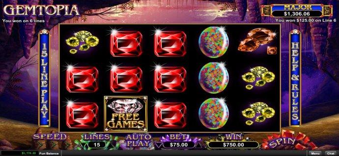 Gemtopia by No Deposit Casino Guide