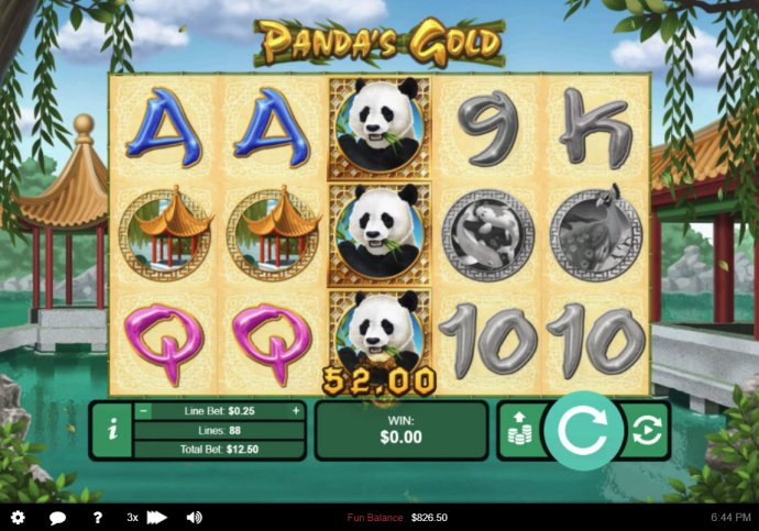 Images of Panda's Gold