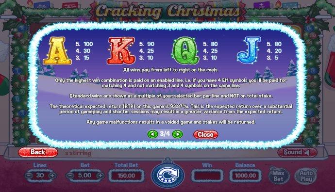 Cracking Christmas screenshot