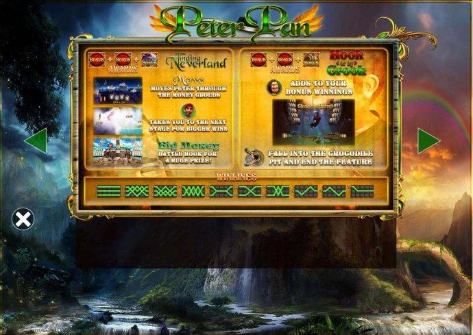 Peter Pan screenshot