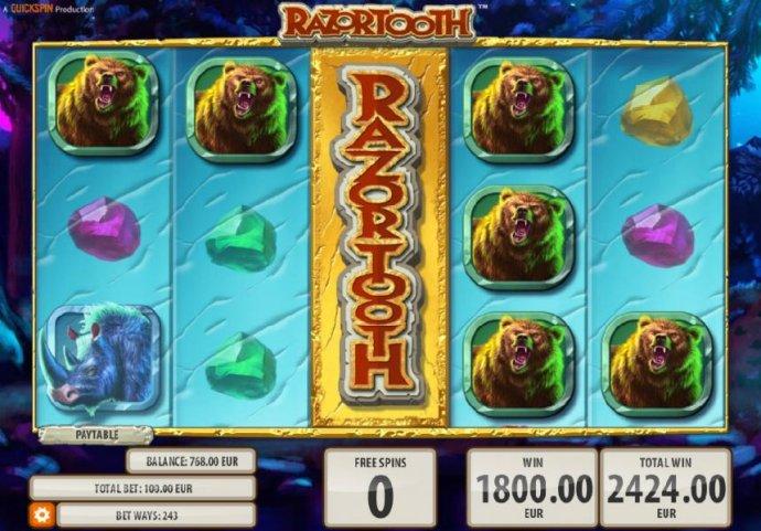 Images of Razortooth