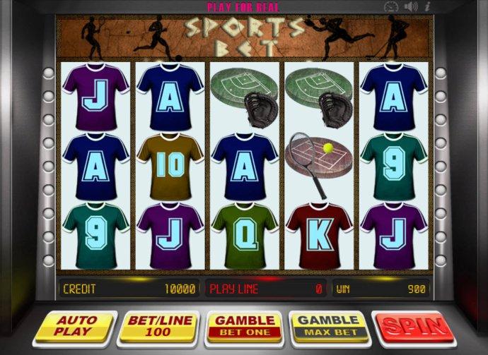 No Deposit Casino Guide image of Sports Bet
