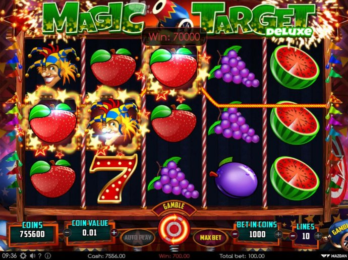 Magic Target Deluxe screenshot