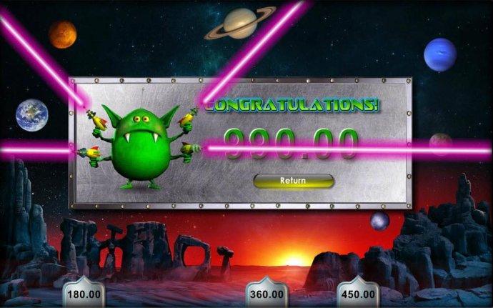 No Deposit Casino Guide image of Martian Madness
