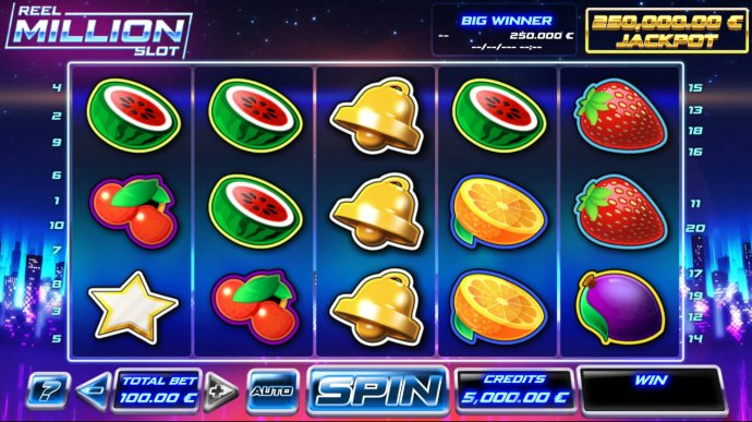 Images of Reel Million Slot