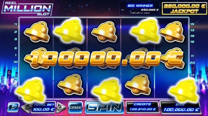 Reel Million Slot screenshot