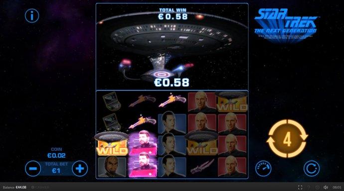 Star Trek The Next Generation screenshot