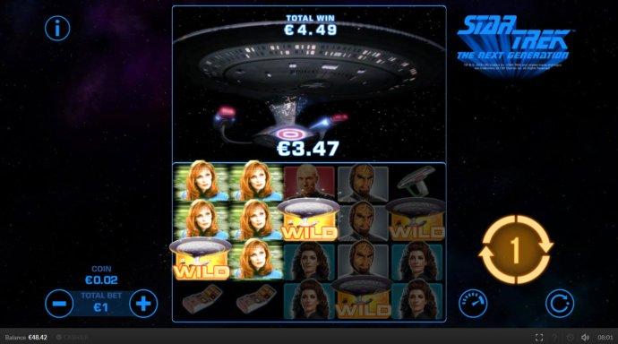 No Deposit Casino Guide image of Star Trek The Next Generation