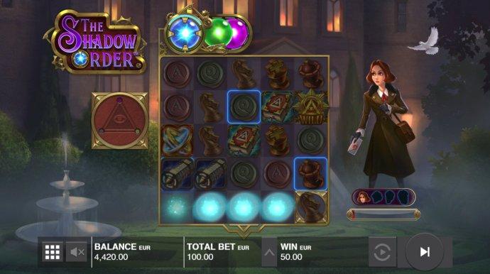 The Shadow Order screenshot