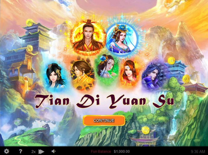 Tian Di Yuan Su by No Deposit Casino Guide