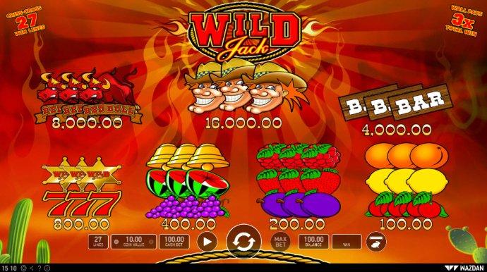 Wild Jack screenshot