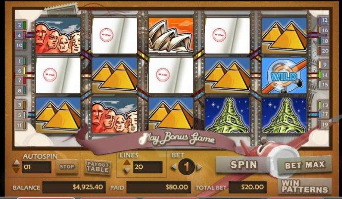 No Deposit Casino Guide image of Around the World