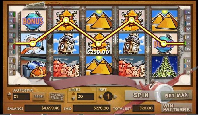 Around the World by No Deposit Casino Guide