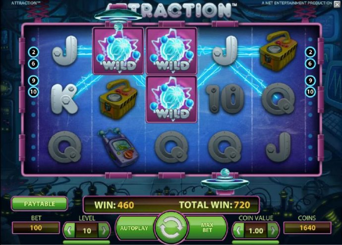 multiple winning paylines triggered by wild symbols - No Deposit Casino Guide