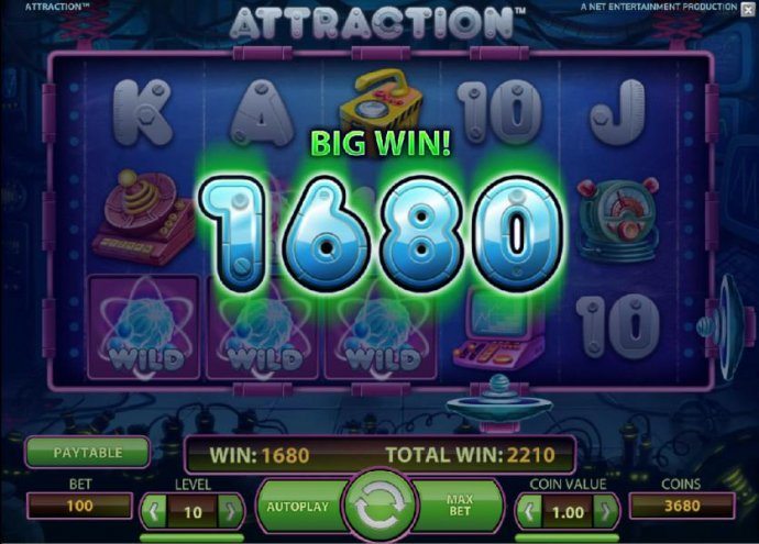 1680 coin big win by No Deposit Casino Guide