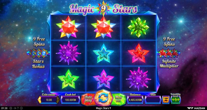 Magic Stars 9 screenshot