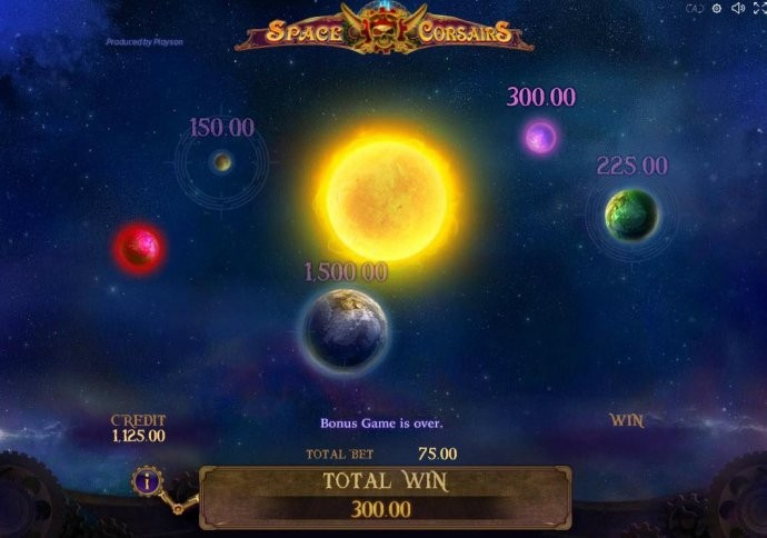 No Deposit Casino Guide image of Space Corsairs