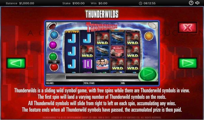 Thunderwilds - No Deposit Casino Guide