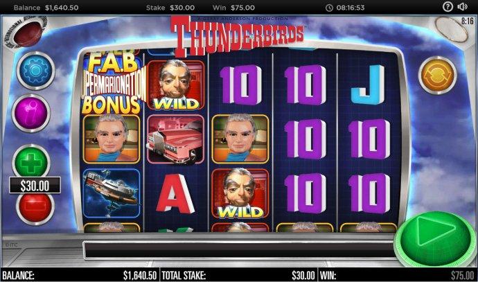 Thunderbirds by No Deposit Casino Guide