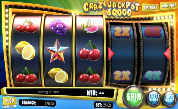 Images of Crazy Jackpot 60,000