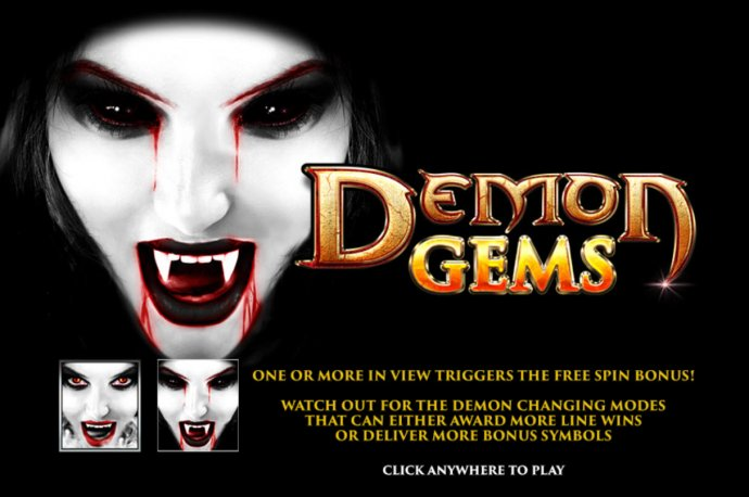 Demon Gems screenshot
