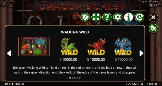 Dragon's Chest by No Deposit Casino Guide