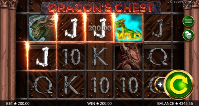 Images of Dragon's Chest