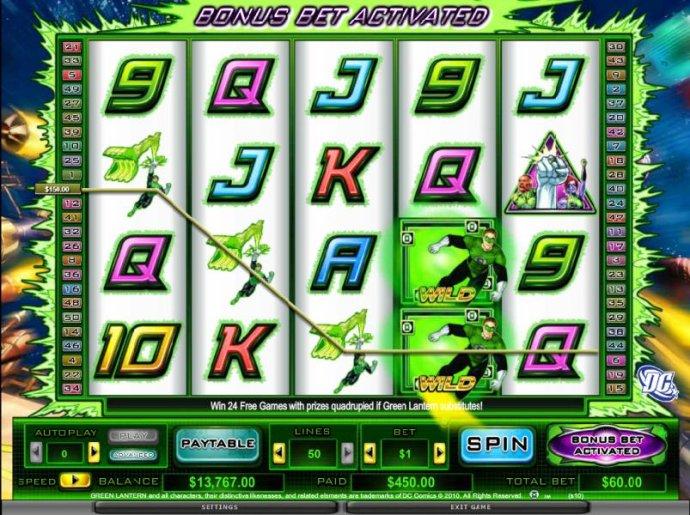 No Deposit Casino Guide image of Green Lantern