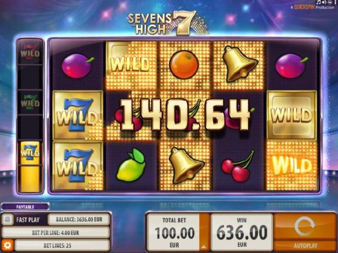 Sevens High screenshot
