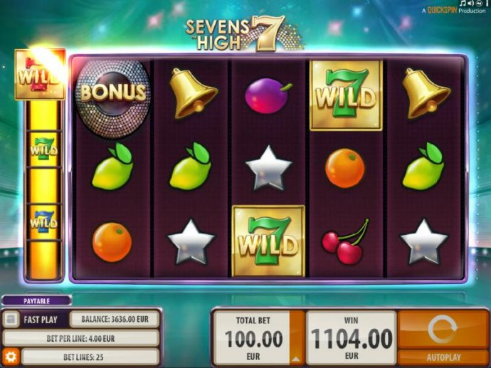 Sevens High by No Deposit Casino Guide