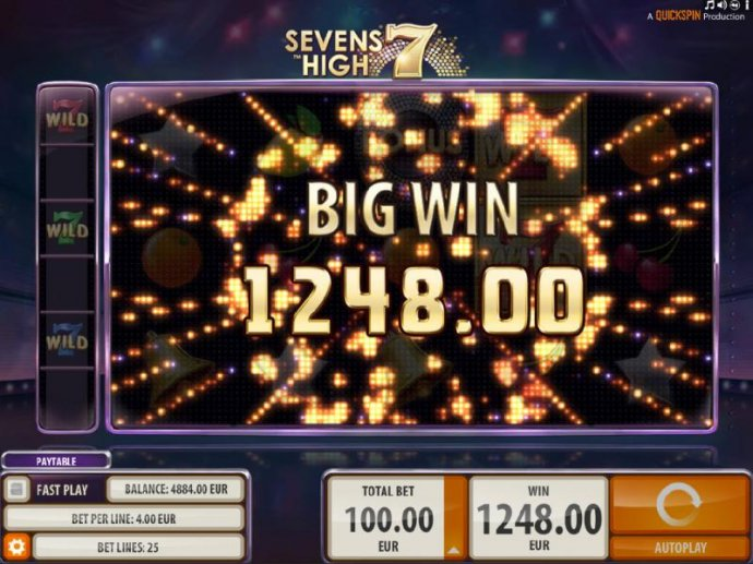 Sevens High by No Deposit Casino Guide