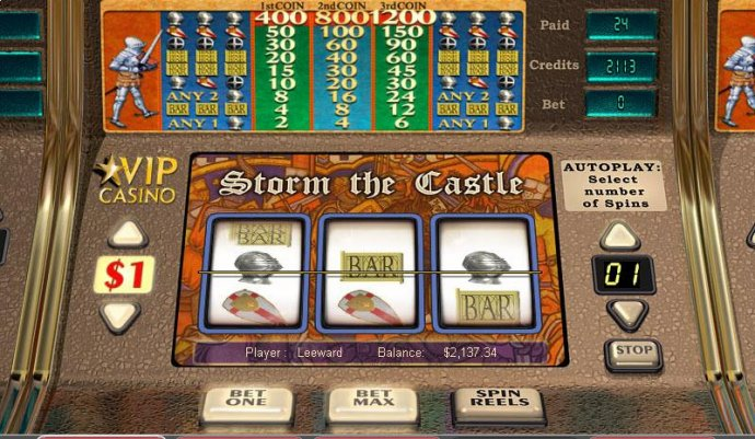 Images of Storm the Castle