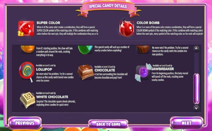 Sugar Pop! by No Deposit Casino Guide