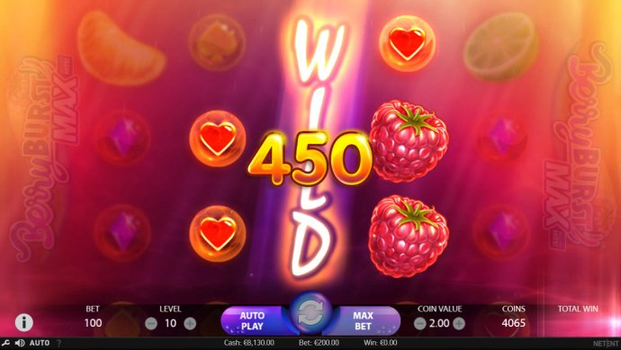 Berry Burst Max by No Deposit Casino Guide