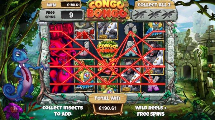 Congo Bongo screenshot