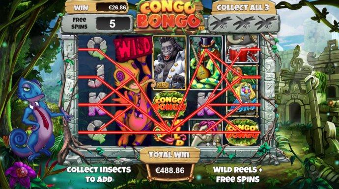 Images of Congo Bongo