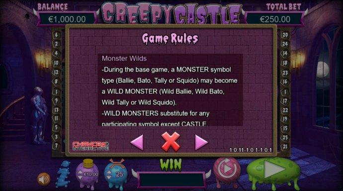 Creepy Castle by No Deposit Casino Guide