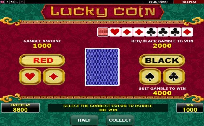 Lucky Coin screenshot