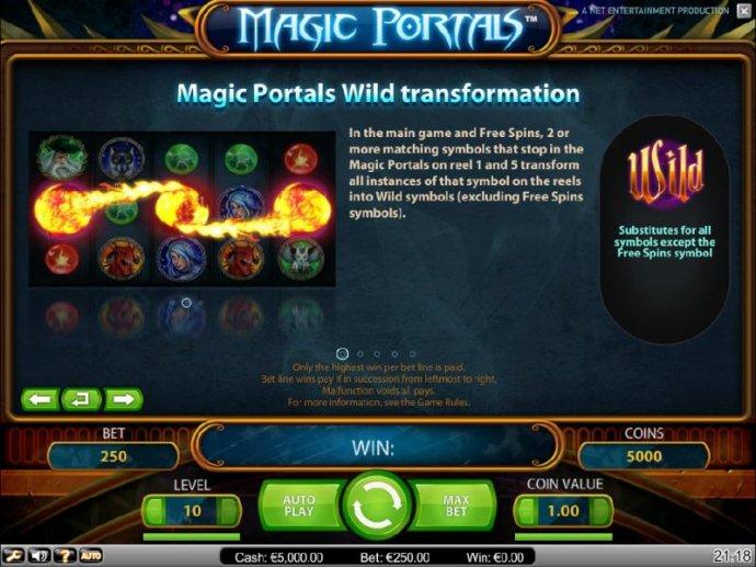 Magic Portals by No Deposit Casino Guide