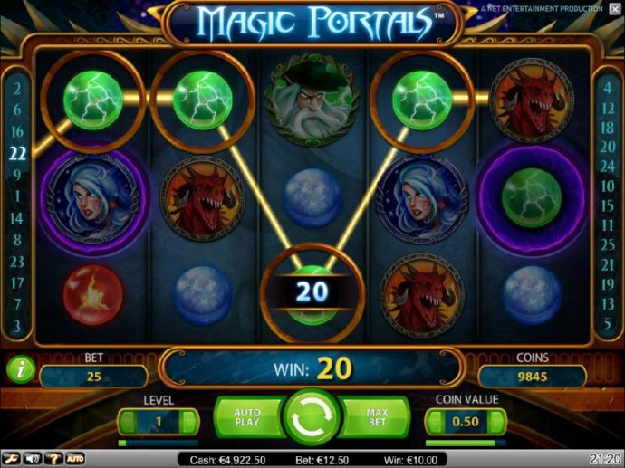 tyrpical 20 coin payout - No Deposit Casino Guide