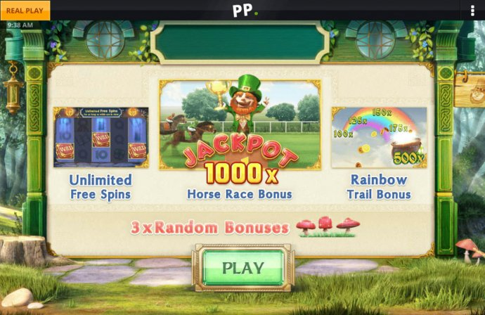 Images of Paddy Power Gold