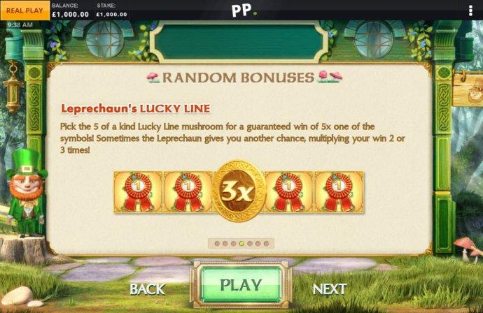 No Deposit Casino Guide - Random Bonuses
