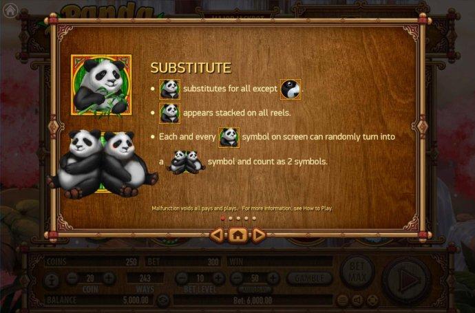 No Deposit Casino Guide image of Panda Panda