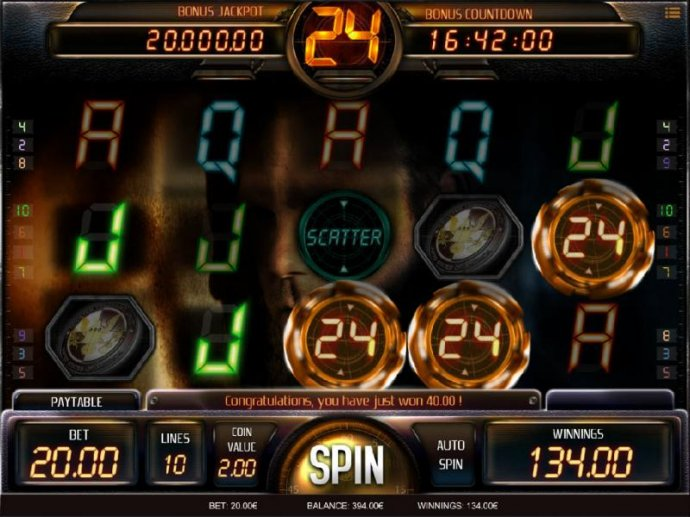 24 by No Deposit Casino Guide