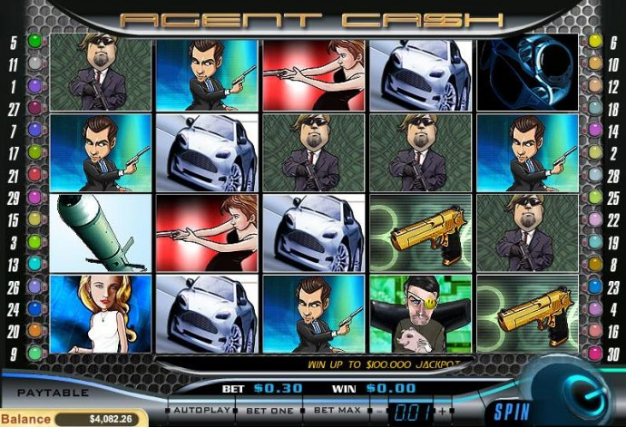 Images of Agent Cash