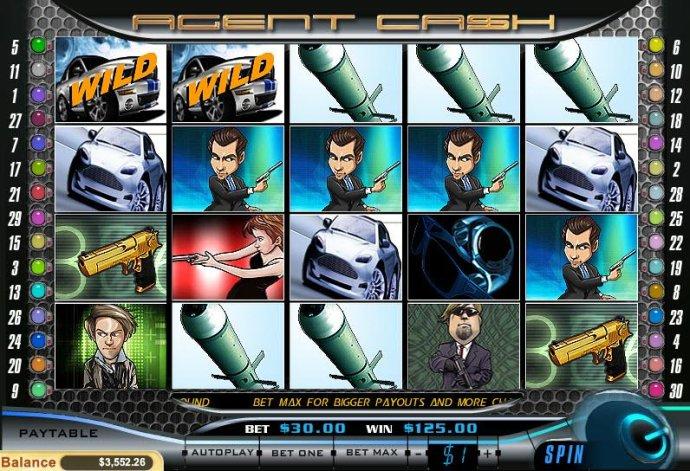 Agent Cash screenshot