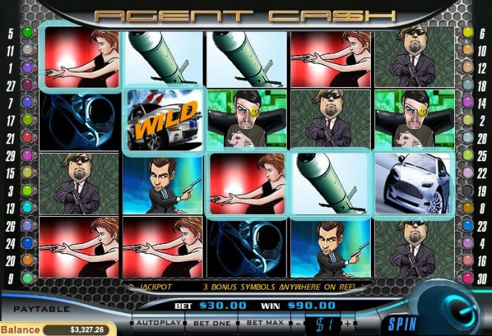 Agent Cash by No Deposit Casino Guide