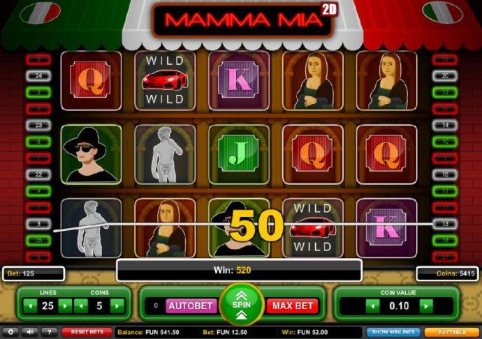 Images of Mamma Mia