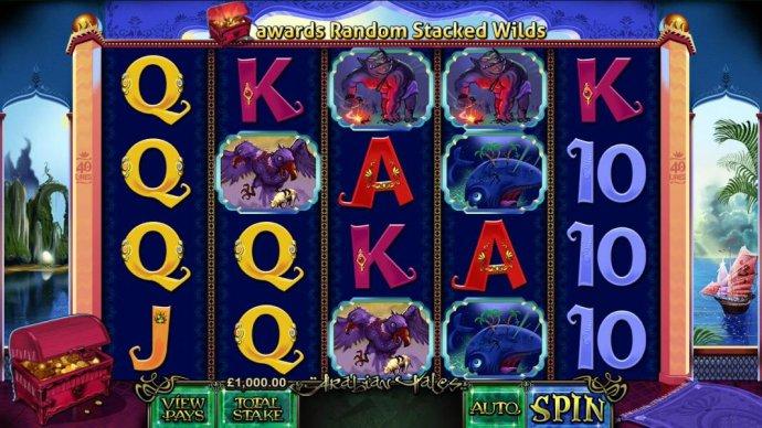 Sinbad's Gold by No Deposit Casino Guide